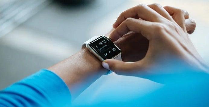 smartwatch contra el covit 19
