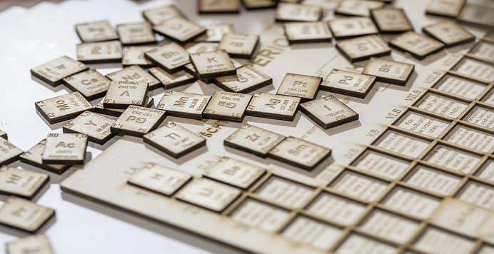 origen de elementos de la tabla periódica