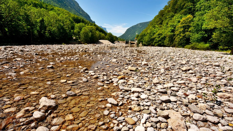 Balance hídrico: la mayoría de los ríos se secan temporalmente