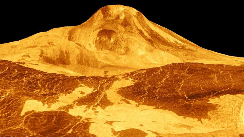 Volcanes en lugar de vida en Venus – conocimiento