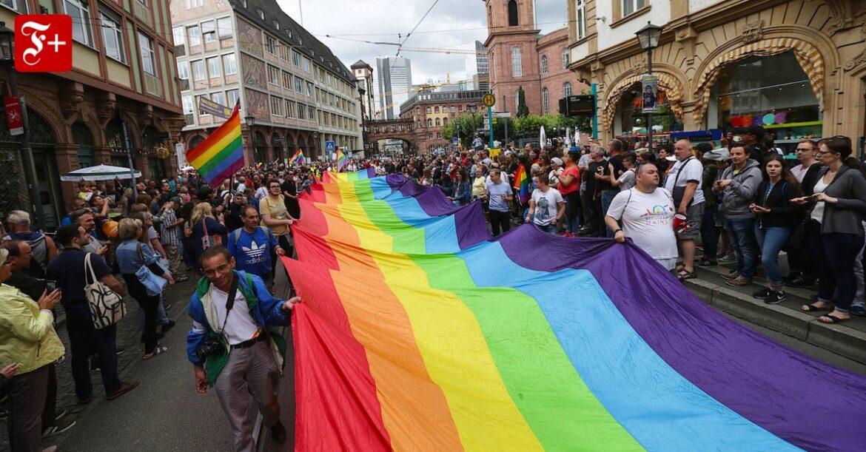 CSD en Frankfurt: marcha a pie en lugar de desfile