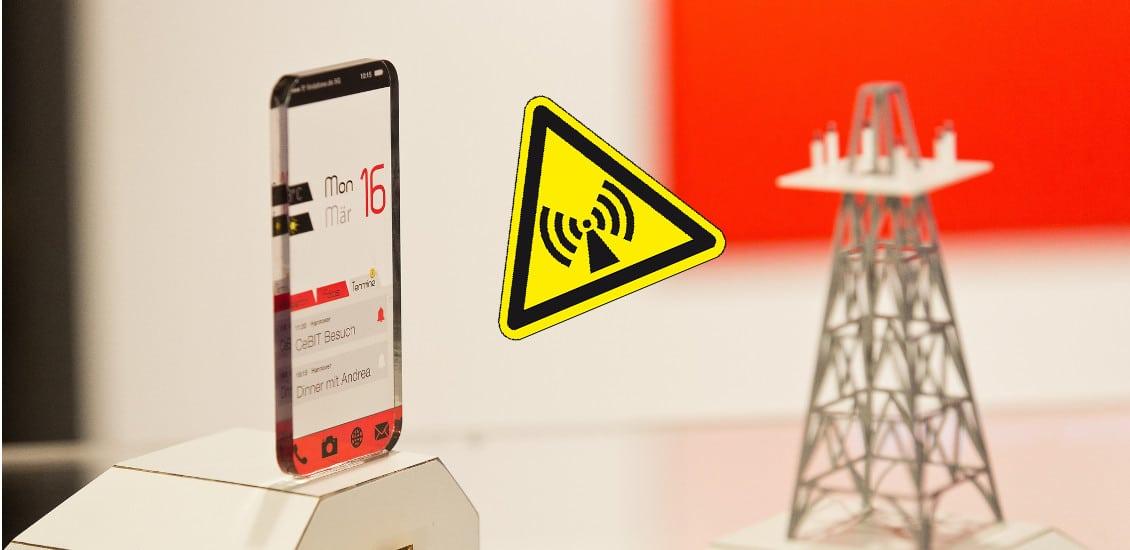 La radiación del teléfono celular es realmente tan peligrosa