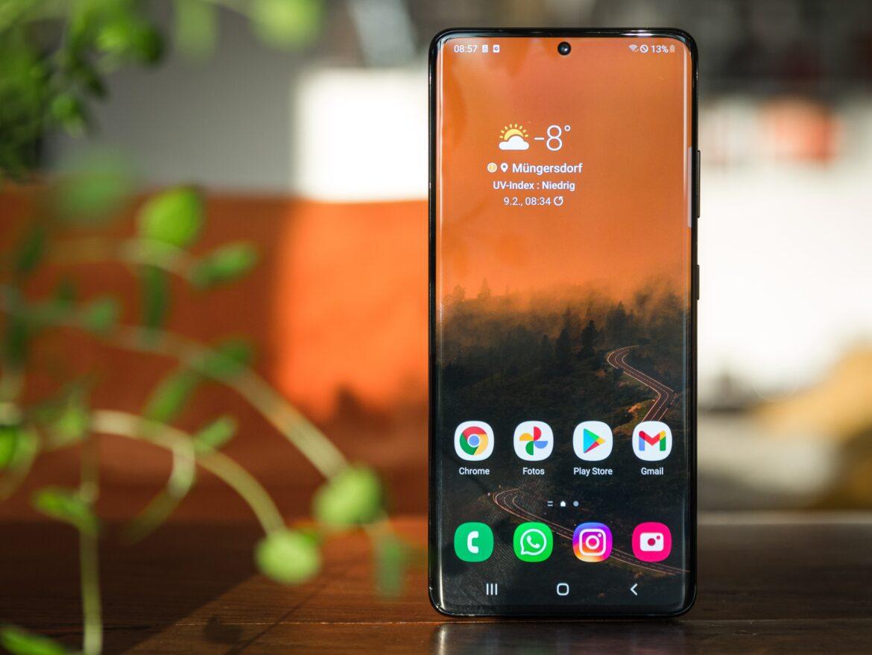 Tanto Samsung está en todos los teléfonos móviles de Apple, Xiaomi y Co.