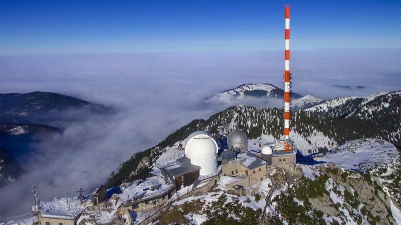 El telescopio más grande de Alemania está en Wendelstein – Bavaria