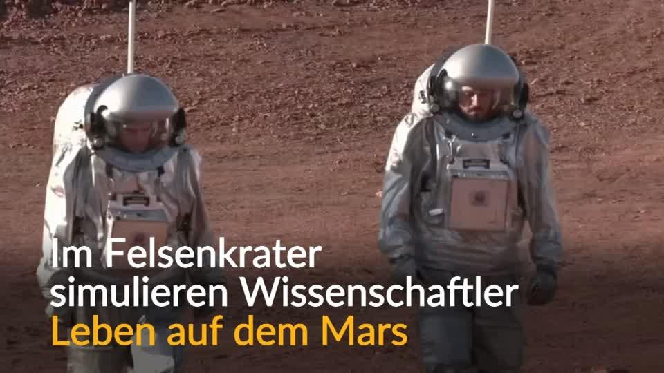 Prueba de vida en Marte – Economía