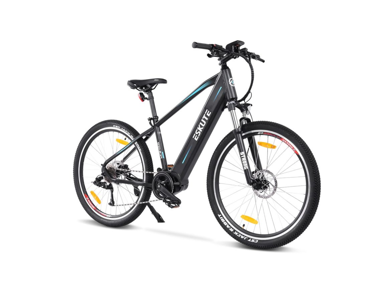 Estas bicicletas eléctricas te llevan de A a B de forma rápida y cómoda